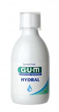 Ústní voda na suchá ústa GUM Hydral